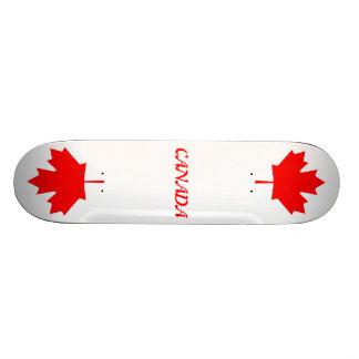 Canada Maple Leaf Skateboard
