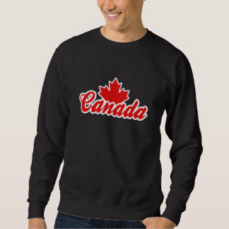 Canada Maple Leaf Sweatshirt