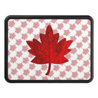 Canada-Maple Leaf Tow Hitch Cover