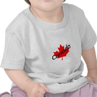 CANADA MAPLE LEAF TEE SHIRT