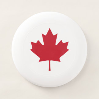 Canada Maple Leaf Wham-O Frisbee