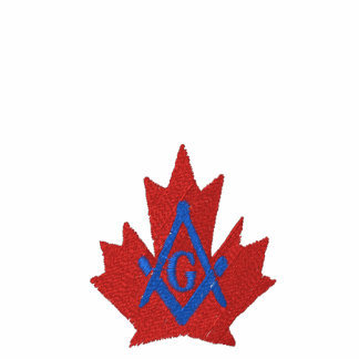 Canada Masonic Custom Polo