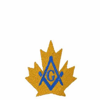 Canada Masonic Custom Polo Shirt