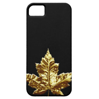 Canada Medal IPhone 5 Case Gold Canada Leaf Gifts