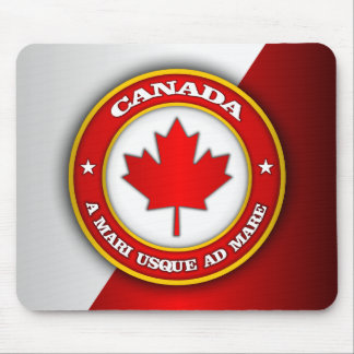 Canada Medallion Mouse Pad