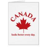 Canadá mira un mejor diario felicitacion