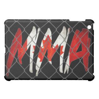 Canada MMA black iPad case