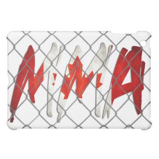 Canada MMA white iPad case