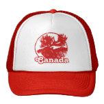 Canada Moose Mesh Hat