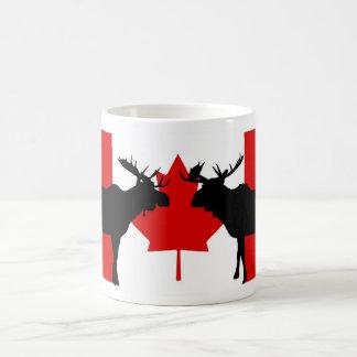 Canada Moose Mug