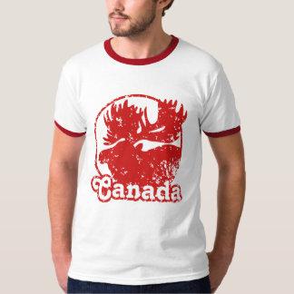 Canada Moose Tee Shirt