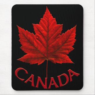 Canada Mousepad Red Canada Maple Leaf Mousepad