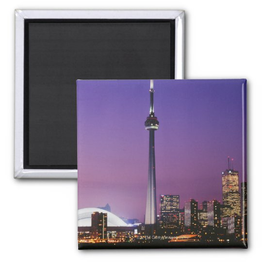 Canada National Tower, Toronto, Canada Magnet