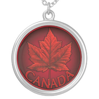 Canada Necklace Canada Flag Souvenir Jewelry