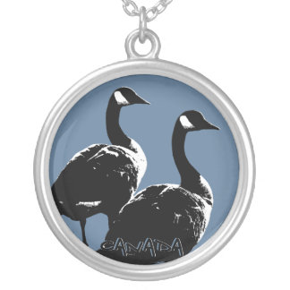 Canada Necklace Canada Goose Souvenir Jewelry