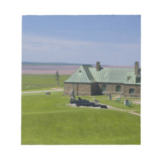 Canada, New Brunswick, Aulac. Fort Cumberland Notepad