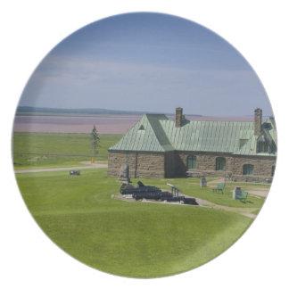 Canada, New Brunswick, Aulac. Fort Cumberland Plates