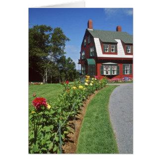 Canada, New Brunswick, Campobello Island. 2 Card