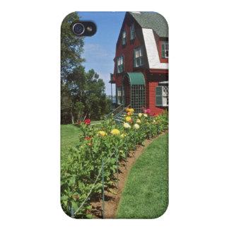 Canada, New Brunswick, Campobello Island. 2 Covers For iPhone 4
