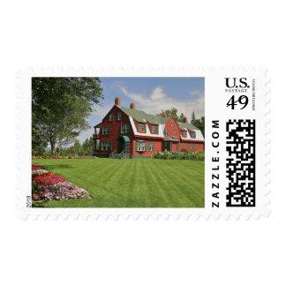Canada New Brunswick Campobello Island Postage Stamp