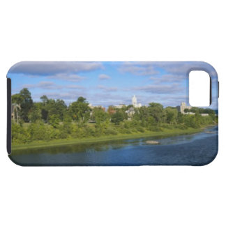 Canada, New Brunswick, Fredericton, City view iPhone SE/5/5s Case