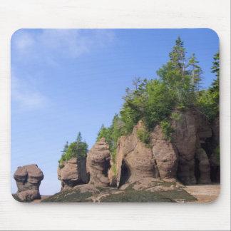 Canada, New Brunswick, Hopewell Cape, Bay of Mouse Pad