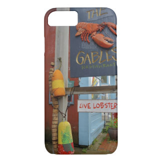 Canada, New Brunswick, St Andrews. Colorful iPhone 8/7 Case