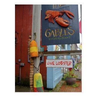 Canada, New Brunswick, St Andrews. Colorful Postcard