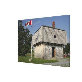 Canada, New Brunswick, St Andrews. St. Andrews 2 Canvas Print
