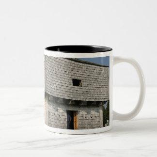 Canada, New Brunswick, St Andrews. St. Andrews 2 Two-Tone Coffee Mug