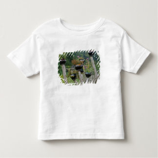 Canada, New Brunswick, St Andrews. Teapots Toddler T-shirt