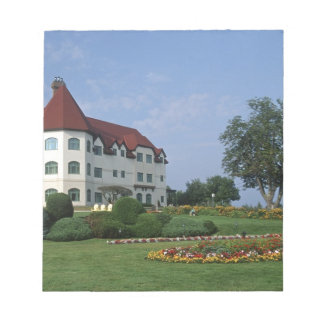Canada, New Brunswick, St Andrews. The Fairmont Notepad