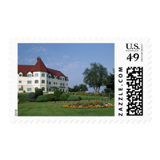 Canada, New Brunswick, St Andrews. The Fairmont Postage Stamp