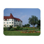 Canada, New Brunswick, St Andrews. The Fairmont Rectangle Magnet