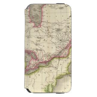 Canada, New Brusnwick, and Nova Scotia iPhone 6/6s Wallet Case