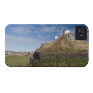 Canada, Newfoundland and Labrador, L'Anse Aux 4 iPhone 4 Case