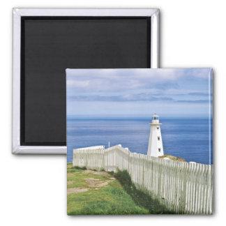 Canada, Newfoundland, Cape Spear National 2 2 Inch Square Magnet