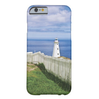 Canada, Newfoundland, Cape Spear National 2 Barely There iPhone 6 Case