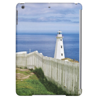 Canada, Newfoundland, Cape Spear National 2 Cover For iPad Air