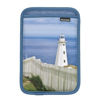 Canada, Newfoundland, Cape Spear National 2 iPad Mini Sleeve
