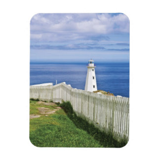 Canada, Newfoundland, Cape Spear National 2 Rectangular Photo Magnet