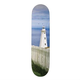 Canada, Newfoundland, Cape Spear National 2 Skate Board Deck