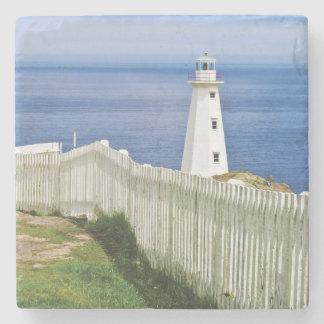 Canada, Newfoundland, Cape Spear National 2 Stone Coaster