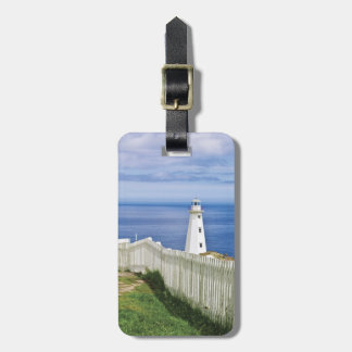 Canada, Newfoundland, Cape Spear National 2 Tag For Luggage