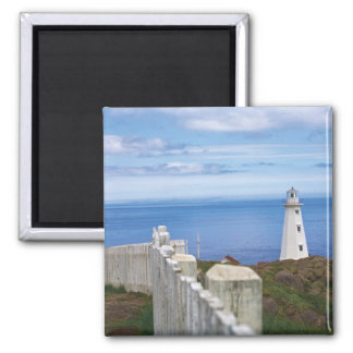 Canada, Newfoundland, Cape Spear National 3 2 Inch Square Magnet
