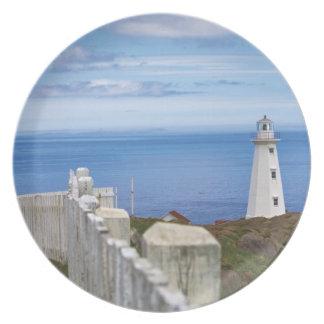 Canada, Newfoundland, Cape Spear National 3 Plates