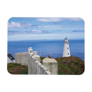 Canada, Newfoundland, Cape Spear National 3 Flexible Magnet