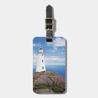 Canada, Newfoundland, Cape Spear National Luggage Tag