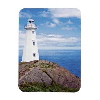 Canada, Newfoundland, Cape Spear National Rectangular Magnets