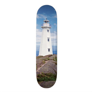 Canada, Newfoundland, Cape Spear National Skateboard Deck